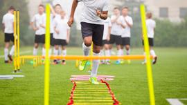 Fußball Atheltiktraining