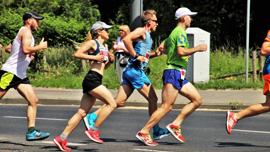 Marathon Ausdauer