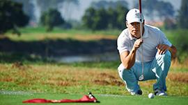 Golfkarriere
