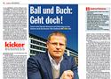 "Max Eberl: ""Ball und Buch: Geht doch!"""