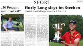 Sportjournalismus Zeitung
