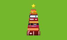 Wir wünschen Ihnen frohe Weihnachten und ein glückliches neues Jahr!