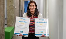 Top-Fernhochschule und Top-Fernschule: Danke!