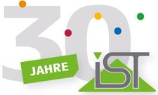 IST 30 Jahre Logo