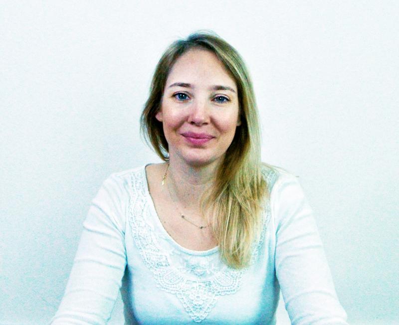 IST-Studentin Anja Klostermann hat ihre Berufung gefunden.