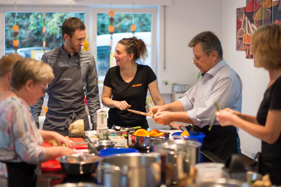 IST-Absolventin Annabel Jones ist erfolgreiche Gastronomiebetriebswirtin.