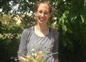 """Anne Catherine Faber hat sich nach der Weiterbildung """"Ernährungscoach"""" selbstständig gemacht."""