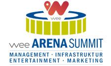 Kommen Sie mit zum wee Arena Summit.