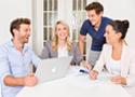 "Der neue Bachelor-Studiengang ""Business Administration"" ist für Oktober geplant."