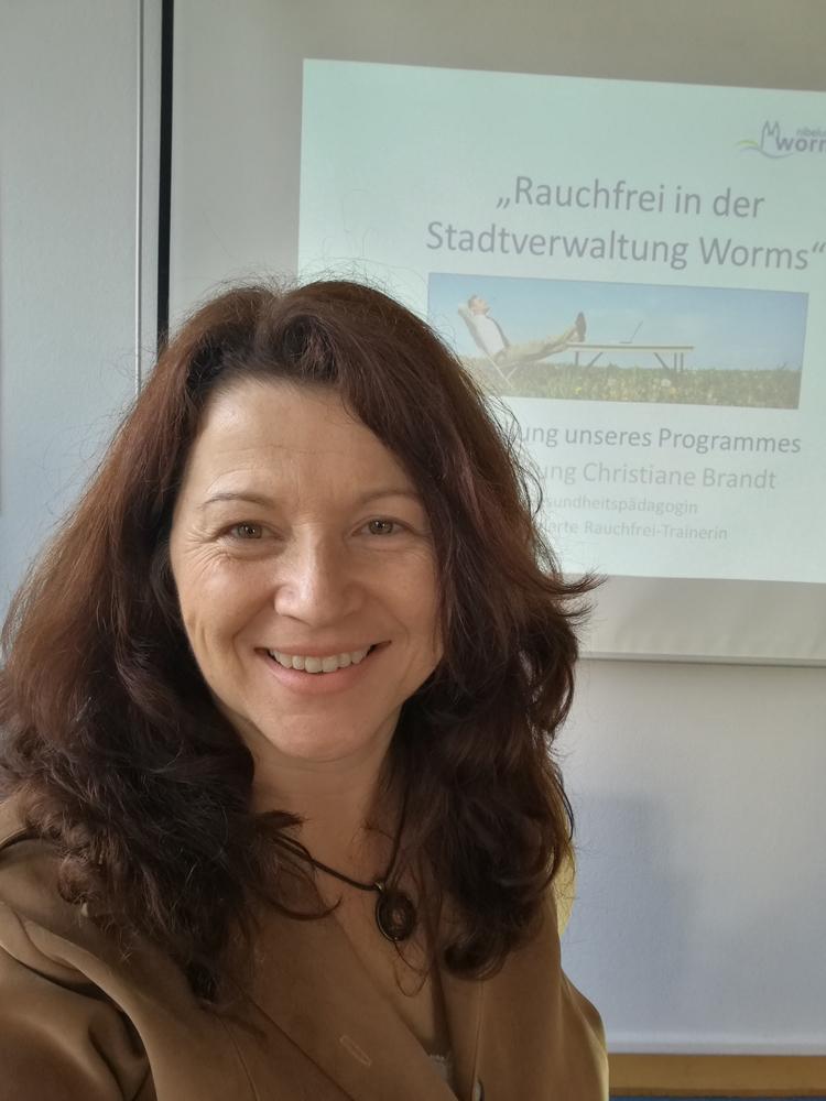 Christiane Brandt ist IST-Absolventin und IST-Dozentin.