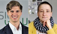 BGM-Profi Yannik Bonikowski und Ernährungsexpertin Sabine Haun laden zu spannenden IST-Webinaren ein.