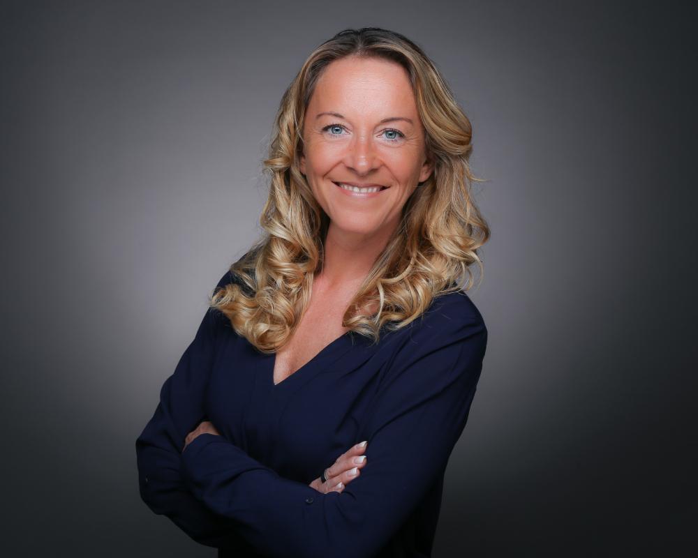 IST-Studentin Elisabeth Salzmann ist in ihrem eigenen Unternehmen als Trainerin und Coach erfolgreich.