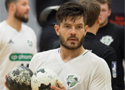Profi-Handballer Evgeni Pevnov studiert an der IST-Hochschule.