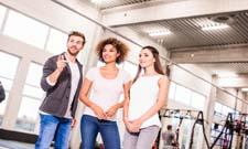 """Den dualen Studiengang """"Fitnesswissenschaft und Fitnessökonomie"""" gibt es ab sofort auch in der Voll- und Teilzeit-Variante."""