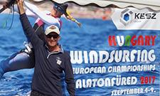 Windsurf-Legende und Ausbilder Frank Spöttel holte den Titel in seiner Altersklasse.