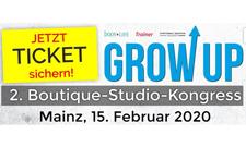 Wir verlosen 20 Tickets für den Grow Up-Kongress in Mainz!