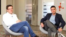 Prof. Dr. Martin Lange im Interview mit Simon Kellerhoff.