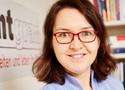 "Ivonne Mahler ist Absolventin des ersten Kurses ""Resilienztraining""."