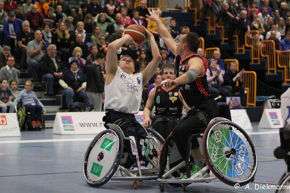 Jan Haller: Paralympics-Teilnehmer und IST-Sportmanager