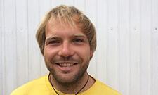 Julius Chittka war mit dem Programm Erasmus+ im Ausland.