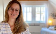 """Physiotherapeutin Kirsten Grotegerd erweitert ihr Angebot um das Thema """"Ernährung""""."""
