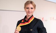 Nadine Heissig gewinnt bei den Azubimeisterschaften Gold!