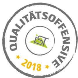 IST startet Qualitätsoffensive 2018