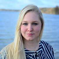 """Rebecca Lang ist erfolgreiche Sauna-Meisterin in ihrem Unternehmen """"Finnfloat""""."""