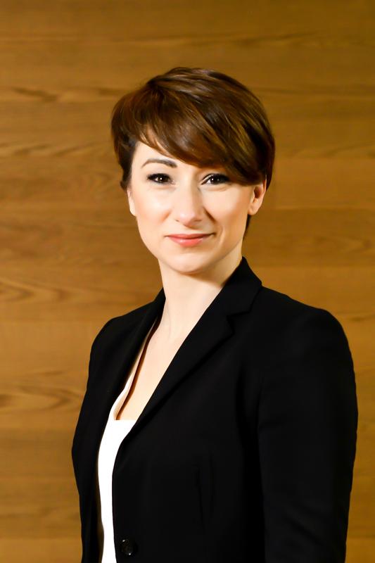 "Sabine Lange ist Spa-Managerin im 5-Sterne-Hotel ""The Chedi Andermatt""."