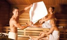 """Jetzt Frühbucherrabatt auf die Weiterbildung """"Sauna-Meister"""" sichern."""