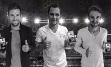 Fußballprofi und IST-Absolvent entwickelt App
