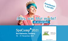 SpaCamp 2021: endlich wieder vor Ort