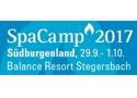 Share the sunshine: Beim SpaCamp 2017 im Südburgenland in Österreich