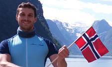 Studieren von unterwegs: Sven Schmalz ist in der Welt zuhause.