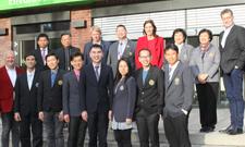 Im November war eine Delegation aus Thailand zu Gast am IST.