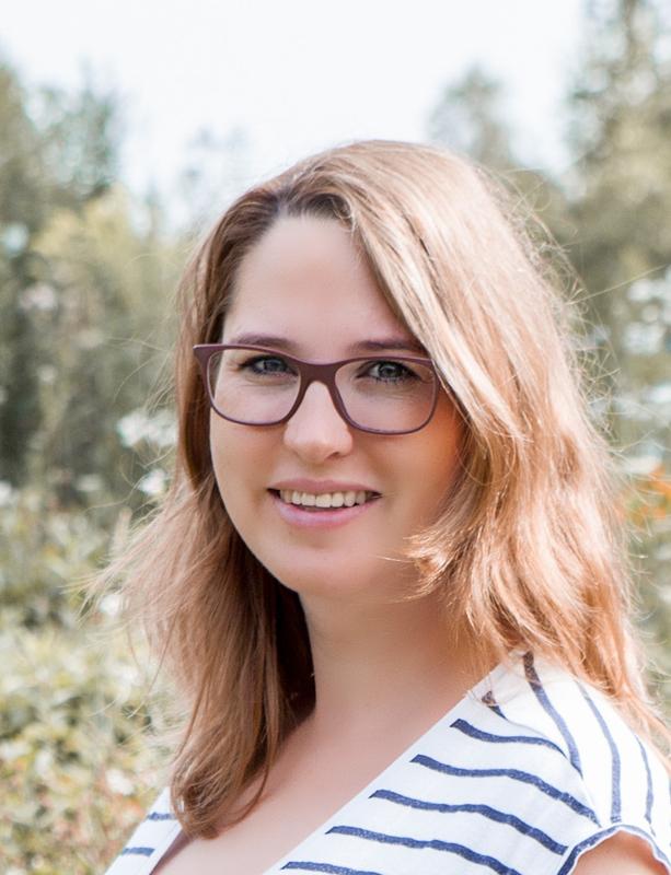 IST-Studentin Verena Mühleisen bereitet sich langfristig auf eine Führungsposition vor.
