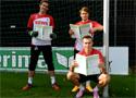 Kölner Fußballer studieren beim IST