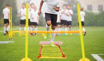 Fussball-Athletiktraining