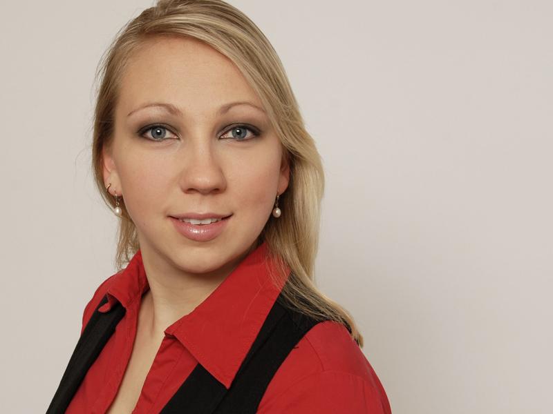 Victoria Müller liebt ihren Beruf.